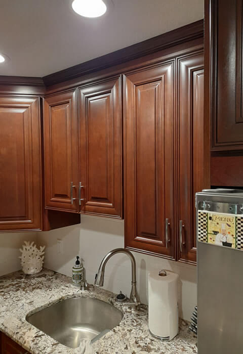 CABINET REMOVAL &amp INSTALLATION